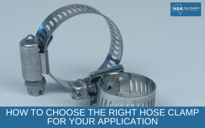 How to Choose the Right Hose Clamp for Your Application
