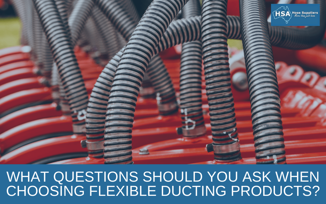 What Questions Should You Ask When Choosing Flexible Ducting Products
