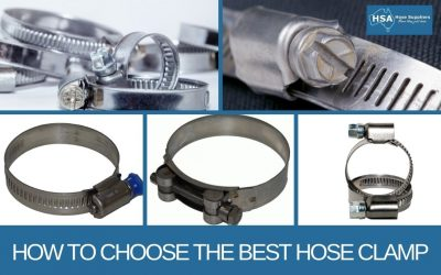 How To Choose The Best Hose Clamp